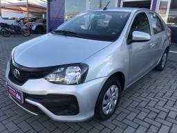Título do anúncio: Etios X 1.5 Sedan Flex 2020 Único Dono