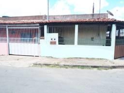 Vendo lote de Esquina com 02 Casas no Recanto das emas