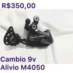 Peças Shimano Alivio M4050