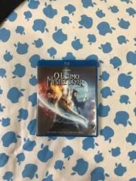 Blu-ray ORIGINAL O Último Mestre do Ar R$15,00