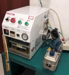 Kit completo de Máquinas para trocar Vidro de Celular prensar tirar bolhas etc