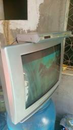 TV 29 Phillips + DVD Panasonic