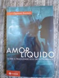 """Livro: """"Amor Líquido"""""""