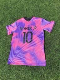 Camisa PSG Jordan IV Neymar JR 10 20/21