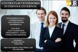 Consultores de vendas!