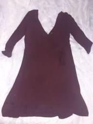 Vestido pano mole