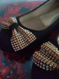 Troco Sapatos Tamanho (36)