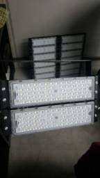 Iluminação industrial barracão