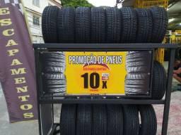 Super Promoção de Pneus em até 10× sem juros