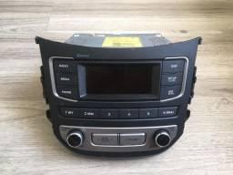 Rádio Hyundai HB20 original
