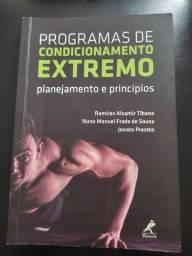 Livro educação física programas de condicionamento extremo