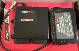 INJEPRO S8000 + DASH  SEM chicote