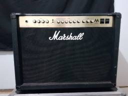 "Amplificador Marshall MA100c Valvulado 100watts 2x12"""