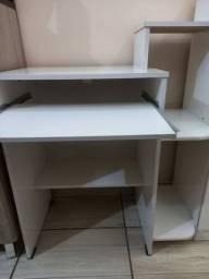 Escrivaninha com armario