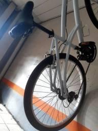 bicicleta caloi alumínio feminina