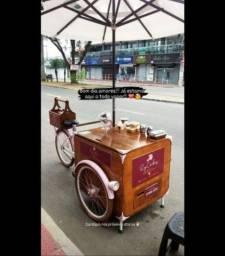 Bicicleta foodbike