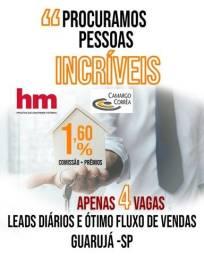 Corretor de imóveis , oportunidade de trabalhar no Guarujá