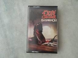 Fita Cassete Ozzy Osbourne-Blizzard Of Ozz