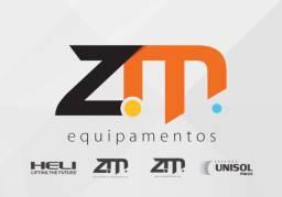 ZM Equipamentos - Venda - locação - peças para empilhadeira