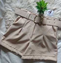 Título do anúncio: Shorts alfaiataria