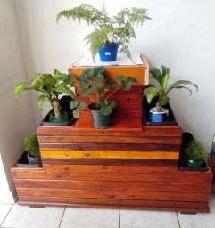 Suporte para vazos de plantas