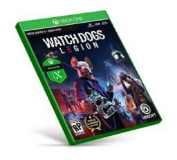 WATCH DOGS LEGION - XBOX ONE - MÍDIA DIGITAL