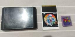 Jogo Pitfall Mega drive Pc engine R4 nintendo DS aceito troco vendo