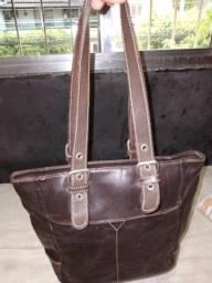 Bolsa de couro Anahavana