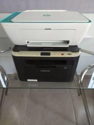 Vendo 2 impressoras (Samsung e HP)