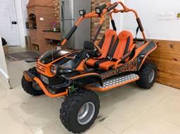 Mini buggy fapinha Cross dream automático completo