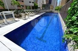 Apartamento à venda com 1 dormitórios em Meireles, Fortaleza cod:31-IM451396