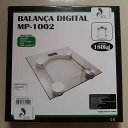 Balança digital para banheiro