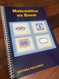 Livro de exercícios Matemática no Enem