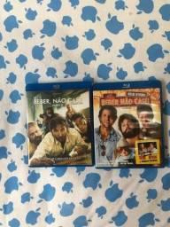 Blu-ray ORIGINAL Se Beber Não Case 1 & 2 R$35,00
