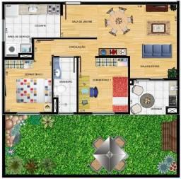 Apartamento 2 dormitórios à venda em São Roque