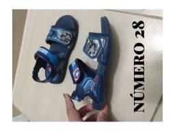 Sapatos menino apartir de 20$