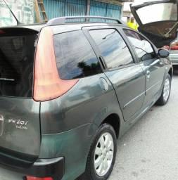 Peugeot 207 SW XRS 1.4 8V 09/10 Completo