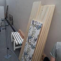 Taboas de madeira
