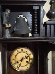 Relógio Antigo Junghans Semi Carrilhão Fradinho.