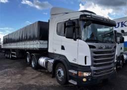 Scania r-440 truck 6x2 /parcelado