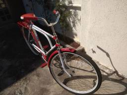 Bicicleta Antiga Monark Brasiliana 64 Impecável.