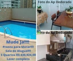 Apartamento com 3 dormitórios à venda, 71 m² por R$ 430.924,00 - Praia de Itaparica - Vila