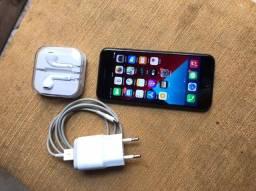 iPhone 7 black zero ! Para negócio em outros celulares +volta ou vendo $$