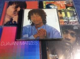 Djavan - 5 CDs de carreira