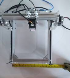 Máquina de Gravura Desktop Router - laser