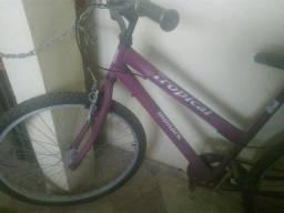 Bicicleta para adulto sem marcha
