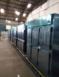 #%% geladeira comercial 6 portas inox 1100 litros