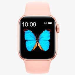 Relógio Inteligente T500+plus Smartwatch Iwo 13 Max Série 6