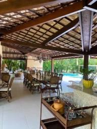 Casa 5 suítes, próximo da Vila Mobiliada condomínio com infra total.