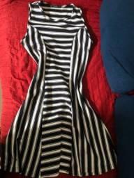 Promoção de dois vestidos da marca Damyller